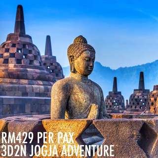 3D2N JOGJA ADVENTURE