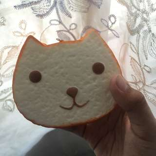 Kapibarasan Loaf of Bread Squishy