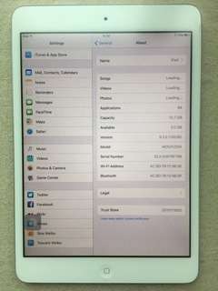 iPad mini 16G WiFi