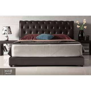 Limited Promo Sale Bed Frame including Mattress (Embossing)