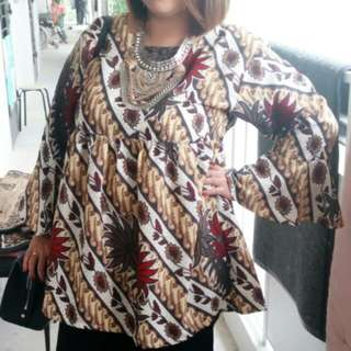 Batik top from Moda Assez