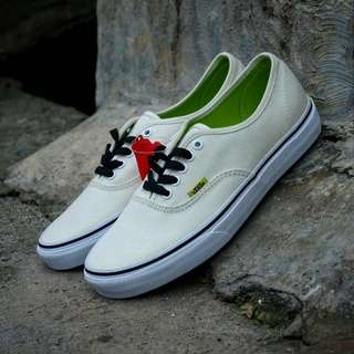 Vans Authentic Pop LimePunch