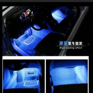 Car LED Atmosphere Light (Blue)
