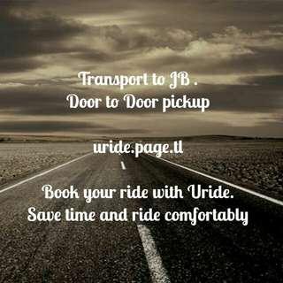 Transport to JB