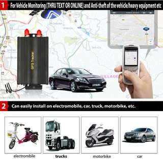 GPS Tracker for 2499 for LIMITED TIME ONLY