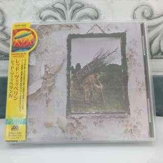 Japan CD Led Zeppelin - Zoso IV