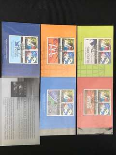 新加坡郵票