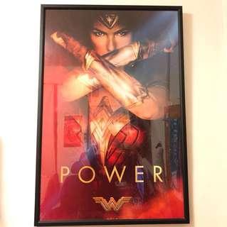 神力女超人海報