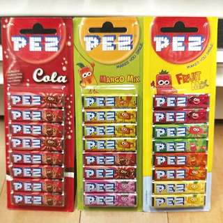 RARE!!! TOP UP YOUR PEE SWEETS WITH FLAVORS SUCH AS COLA,  MANGO MIX OR FRUIT MIX!! RARE!! PREORDER FOR 3DAYS ONLY!! DIRECT IMPORTED FROM JAPAN!! 100% AUTHETNIC!!! SUPER KAWAII AND RARE!! ONLY AVAILABLE IN JAPAN!! !! HURRY!! PO CLOSING REAL SOON!!