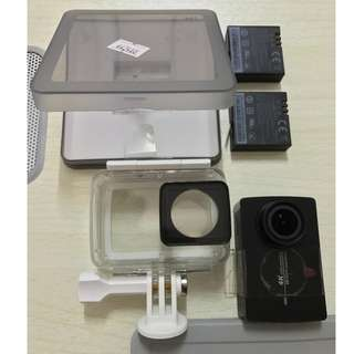 Xiaomi YI 4K Action Camera 2 2.19 Retina Screen Ambarella