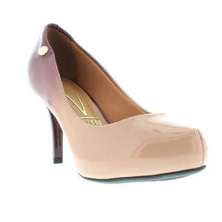 Brazilian cushion sole heel shoes