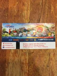 Sunway Lagoon Tickets