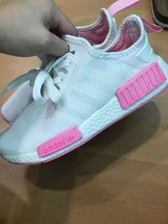 SHOES! - white x pink RESERVED - beige avail