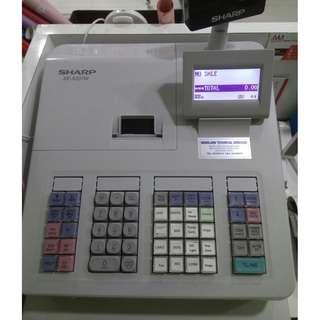 Cashier Machine - Sharp brand  tip top condition