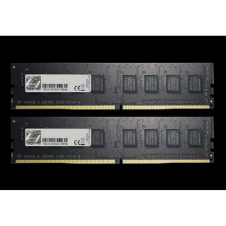 Gskill DDR4 - 2400  - 16GB (2x8GB Desktop sticks)