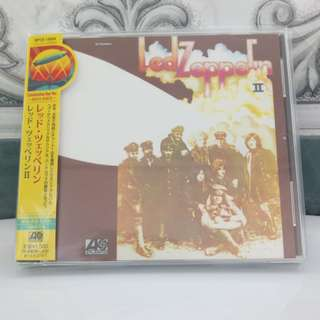 Japan CD Led Zeppelin - II