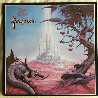 Magnum - Chase the Dragon Vinyl Record