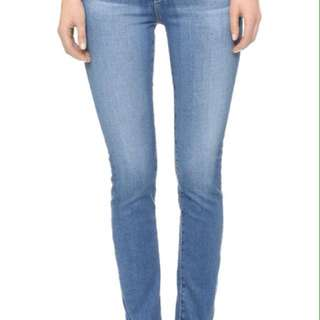 AG jeans 煙管褲 rag&bone jeans 24 one teaspoon AG