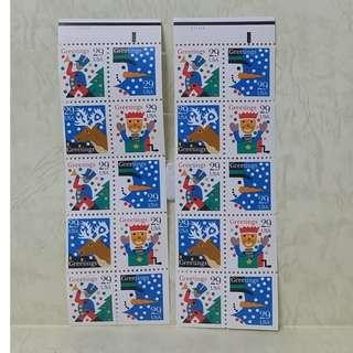 usa(美國)stamp