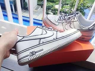 Shoe customisation