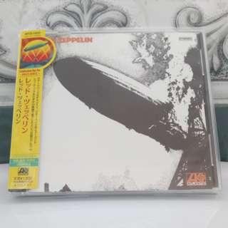 Japan CD Led Zeppelin