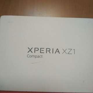 99% 新Sony xz1 compact