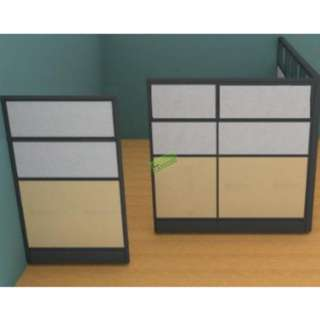 Full Fabric Partition - office furniture - partition