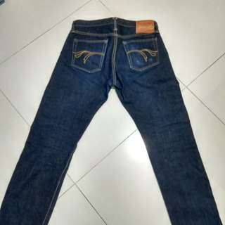 Flat Head Denim F310