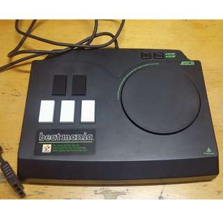Beatmania Controller for Playstation 1
