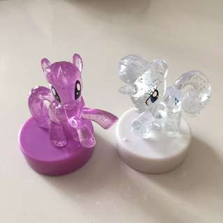 MLP Series 1 Stamper - Rarity