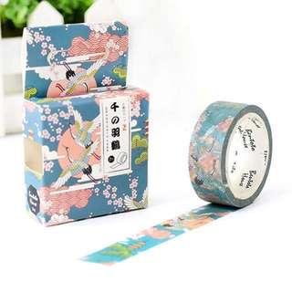 ✖️PO Closed! : washi tape #3