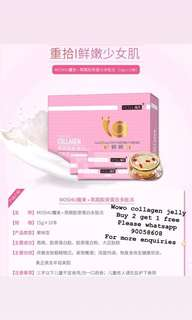 ❤️WoWo Collagen Jelly Buy 2 Free 1❤️
