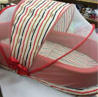 SWEETCHERRY baby bed with mosquito net