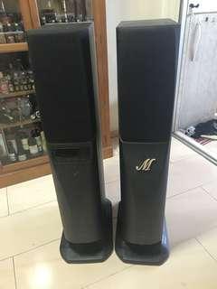 SONY SA-VA55 active speaker