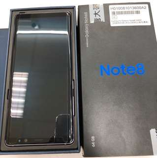 Samsung Note8 64GB
