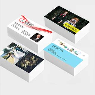 Professional Name Card / Business Card Printing.