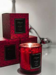 Je t'aime Luxury Scented Candles