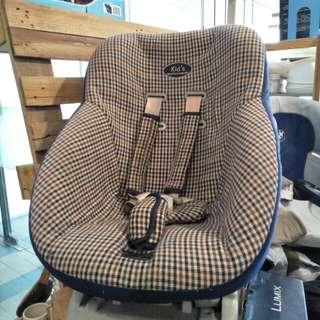 Kid's SilverFox Company Car Seat