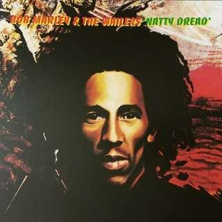 Bob Marley & The Wailers ‎– Natty Dread (2015 Netherlands Remastered 180g Reissue - SEALED - MINT)