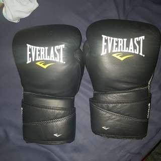 Everlast boxing gloves 16 oz