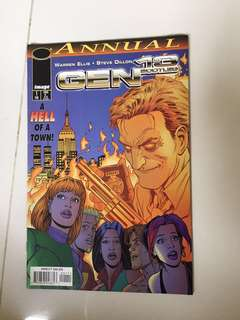 GEN X - 20 image comics altogether