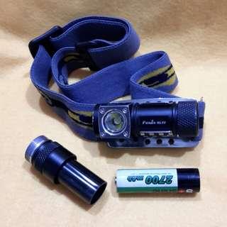 Fenix  HL50 HEADLAMP ( MAX UP TO 280 LUMENS )