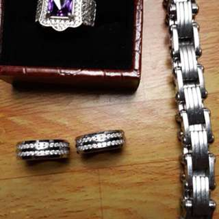 Gelang cincin custom cuy