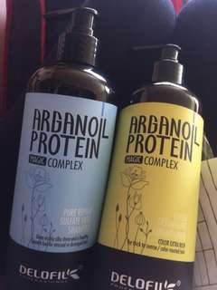 #1 Best seller! Authentic Argan Oil Shampoo&Conditioner