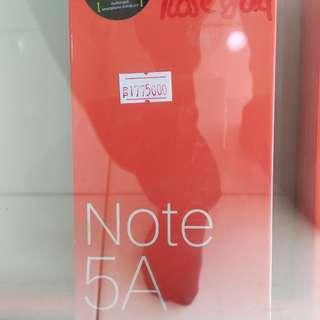 Xiaomi Note 5a bisa dicicil