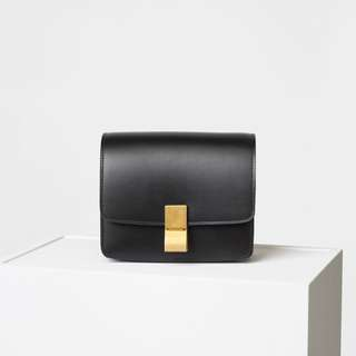 CELINE SMALL CLASSIC BAG IN BOX CALFSKIN 代購