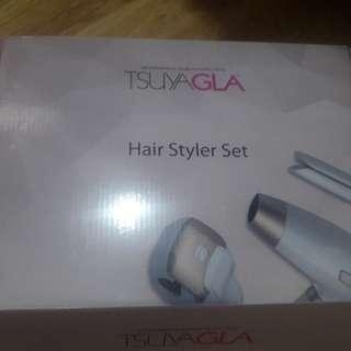 TSUYAGLA Hair styler Set