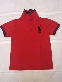 RL inspired polo shirt