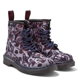 Adventure time marceline dms toddler boots