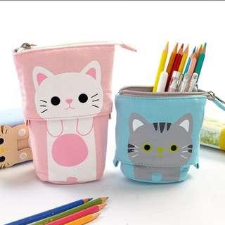 Cute cat pencil case